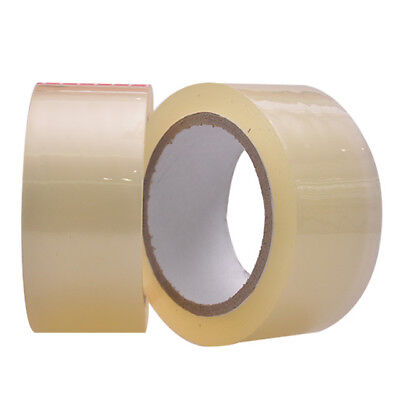 36 X Hildebrandt Low Noise Adhesive Tape Transparent 1 3132in X 216 612ft