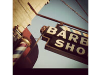 Barber required london