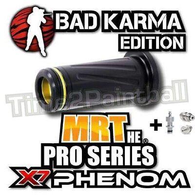 Techt MRT X7 Phenom Bolt Bad Karma Pro w/ Phase 5 Fitting Upgrade *FREE SHIPPING