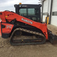 I need my Skid Loader shipped back to the Maritimes from Alberta