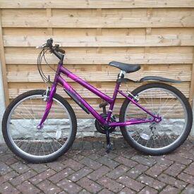 Teenage Apollo Outrider bike - Droitwich