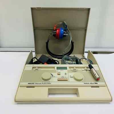 Welchallyn Am 232 Manual Audiometer Refurbished