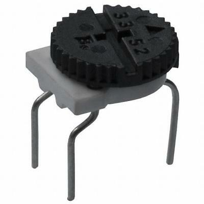 Bourns 3352 Series Trimmer Potentiometer Trimpot 100 Ohms Top Adjust