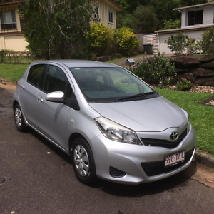 2013 Toyota Yarris Cairns Cairns City Preview