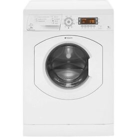 Hotpoint washing machine can deliver
