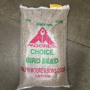 Moore's Mix Seed with Vitamin for Canary Finch Budgie Cockatiel