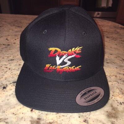 Drake Vs. Lil Wayne 2014 Summer Tour Snapback - Lil Wayne Hats