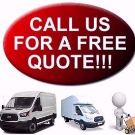 Professional & Reliable - £15ph Man and Van service - Kilburn & Nationwide