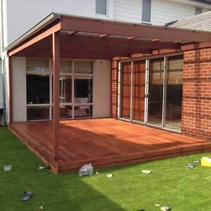 Melbourne Decking Pergola Synthetic Grass Specialist Glen Waverley Monash Area Preview