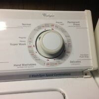 washer needs timer