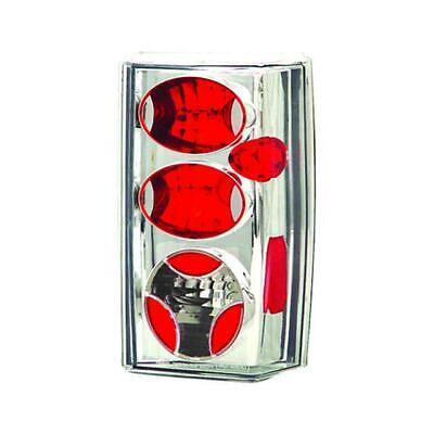 IPCW 84-96 Jeep Cherokee Tail Lamps Chrome Pair - 96 Cherokee Tail Lamps