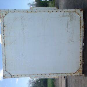 STORAGE CONTAINER/CONTAINER TRAILER