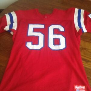 NFL Patriot Jersey's small to XL