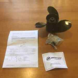 Mercury Black Max Out board motor BOAT propeller... Mansfield Brisbane South East Preview