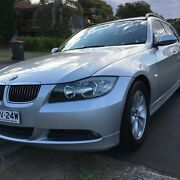 BMW 323i 2006 limited edition sports wagon Kariong Gosford Area Preview