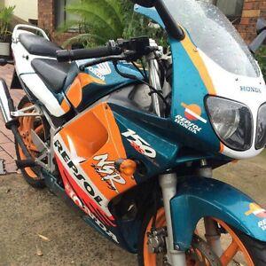 Motorcycle Honda NSR Randwick Eastern Suburbs Preview