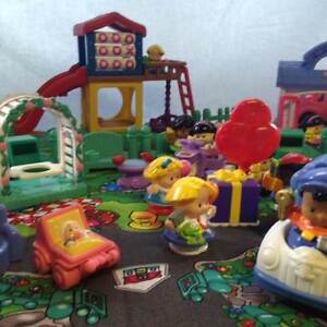 Fisher Price Little People Playground (Large Collectors Set) Fullarton Unley Area Preview