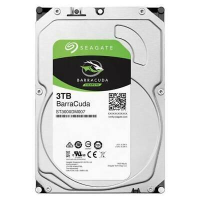 "Seagate Barracuda ST3000DM007 3TB SATAIII 6.0Gb/s 256MB 3.5"" Internal Hard DRIVE for sale  Shipping to Nigeria"