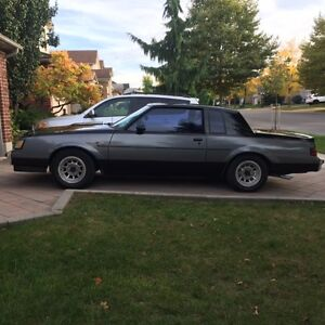1986 Buick Regal T-Type (Grand National)