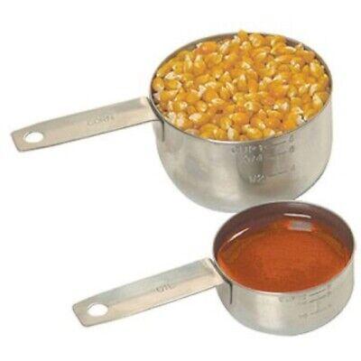 Popcorn Machine Supplies - Popcorn Measure Cups Kit