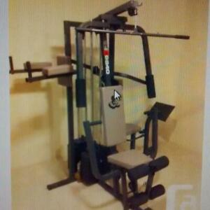 Weider home gym kijiji in alberta buy sell save with