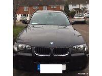 BMW X3 M Sport diesel 4x4 New MOT