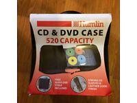 New Humlin Cd/DVD Case (520 capacity)