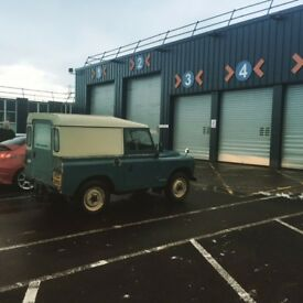 Land Rover Series 3 ***SOLD***
