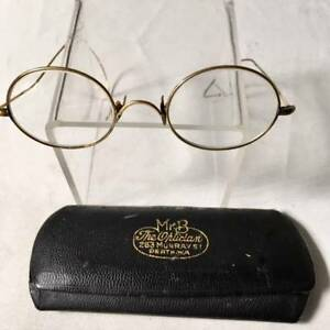 Vintage Spectacles in original case.