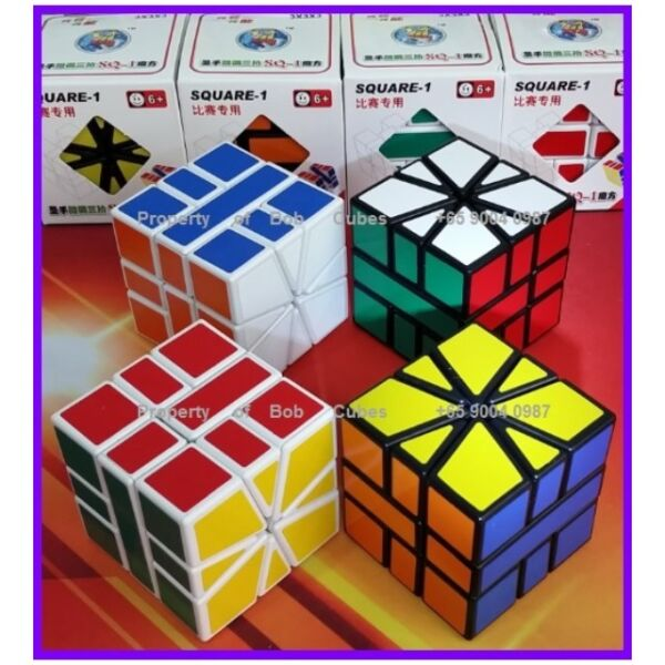 = Shengshou Square-1 (SQ1)  for sale in Singapore ! Brand New Cube !