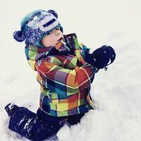 Habit de neige deux par deux