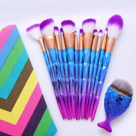 Rainbow Brush Set
