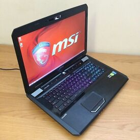 MSI GT70-2PC Gaming Notebook Laptop