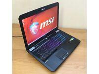 MSI GT70-2PC Gaming Notebook Laptop