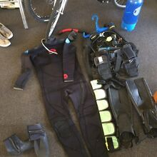 Dive gear for sale Bentley Canning Area Preview