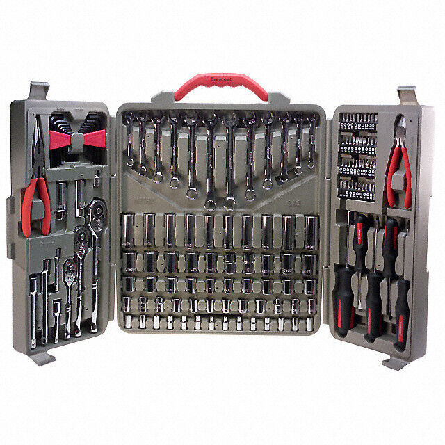 NEW Master Tool Kit.Professional Mechanic Shop Set w/ Case ...