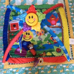 Baby Einstein Caterpillar and Friends Play Mat / Gym