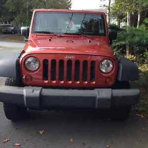 2009 Jeep Wrangler X Coupe (2 door)