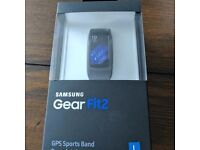 Unopened Samsung Gear Fit 2 GPS Band....