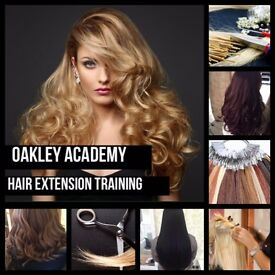HAIR EXTENSION COURSES 1 OR 2 DAYS, FULL PRO KIT INCLUDED FREE