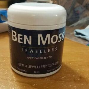 New Ben Moss Gem & Jewellery Cleaner