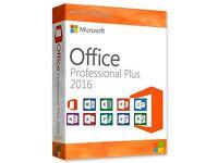 Microsoft Office Pro Plus 2016 LICENCE key