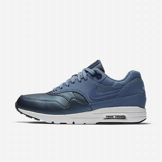 WOMEN'S NIKE AIR MAX 1 ULTRA SE SHOES ocean fog 861711 400 MSRP $120