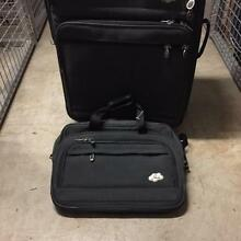 Travel set - Large Suitcase and matching carry on luggage Lane Cove North Lane Cove Area Preview