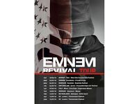 2 x Eminem Tickets - Standing - Twickenham (Sunday 15th July 2018)