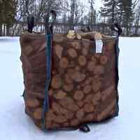 dry hardwood firewood for pickup near Huntingdon QC