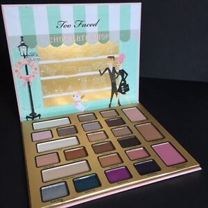 TOO FACED CHRISTMAS IN NEW YORK: THE CHOCOLATE SHOP-Palette only Springvale Greater Dandenong Preview