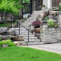 Vision Landscaping and Design.