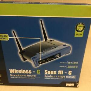 Linksys Router.  Asking $20.00 OBO