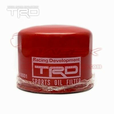 TRD Sports Oil Filter for TOYOTA 86 ZN6 2012/4- FA20 MS500-18001
